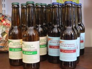 Nos bières exceptionnelles...