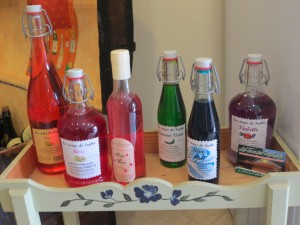 Des boissons originales.