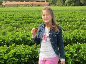 Ma fraise !